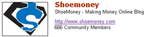 Shoemoney community