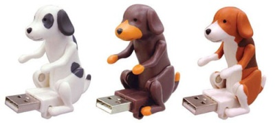 USB humping dogs